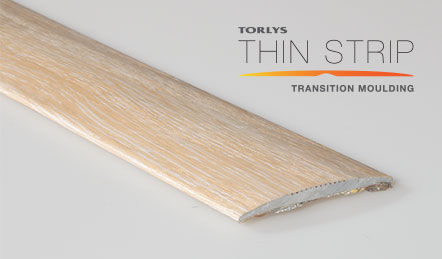 Thin Strip Transition Moulding