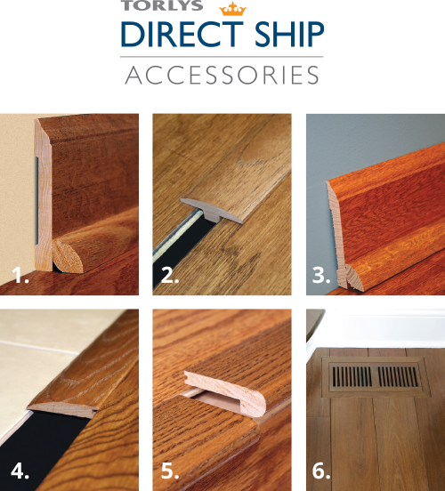 TORLYS Direct Ship Accessories
